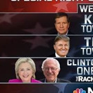 MSNBC to Air Series of Presidential Candidate Events Wednesday