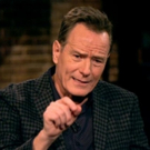 VIDEO: Sneak Peek - Bryan Cranston Featured on Tonight's INSIDE THE ACTORS STUDIO