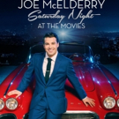 Showbiz Legend Bill Kenwright Signs Joe Mcelderry For Brand New Album: SATURDAY NIGHT AT THE MOVIES