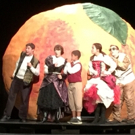 BWW Review: JAMES AND THE GIANT PEACH Teaches Us What Family Really Means