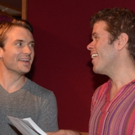 Exclusive Photo Coverage: Perez Hilton and James Snyder Sing an ELF Duet for Carols For A Cure!