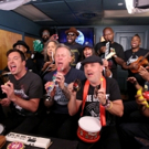 VIDEO: Jimmy Fallon & Metallica Perform 'Enter Sandman' with Classroom Instruments!