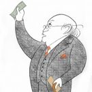 BWW Exclusive: Ken Fallin Draws the Stage - Danny DeVito Makes a Deal in THE PRICE