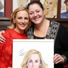 Photo Coverage: Sardi's Unveils Portrait of SPRING AWAKENING's Marlee Matlin
