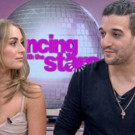 VIDEO: Alexa PenaVega & Mark Ballas Talk DWTS Elimination on GMA