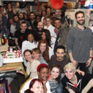 Photo Coverage: GREAT COMET Celebrates 100 Performances on Broadway