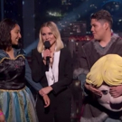 VIDEO: Kristen Bell Makes Promposal Dream Come True with Special FROZEN Performance
