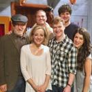 Photo Flash: Legendary Filmmaker Steven Spielberg Visits Broadway's HAND TO GOD