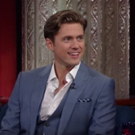 VIDEO: Presenter Aaron Tveit Talks TONY Preparation on LATE SHOW