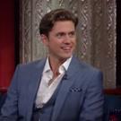 VIDEO: Presenter Aaron Tveit Talks TONY Preparation on LATE SHOW