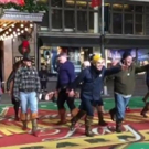 Casts of FIDDLER, ON YOUR FEET & More Rehearse for Thanksgiving Day Parade!