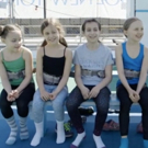BWW TV: The Matildas Learn How To... Fly Trapeze!