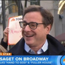 VIDEO: Bob Saget Jokes He Took 'Vow of Celibacy' to Star in Broadway's HAND TO GOD