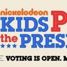 Nickelodeon Launches Kids Pick the President 'Kids' Vote' Today