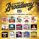 Broadway & Off-Broadway's Best Get in on Black Friday Action with New Deals