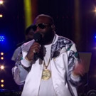 VIDEO: Rick Ross Performs 'Sorry' on LATE LATE SHOW