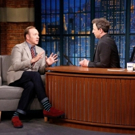 VIDEO: Kevin Spacey Talks One-Man Play & Upcoming Tony Gig on LATE NIGHT