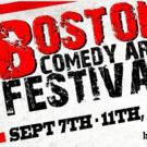 ImprovBoston Presents 8th Annual Boston Comedy Arts Festival, 9/7-9/11