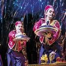 BWW Review: ALADDIN, Prince Edward Theatre