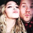Photo: Madonna Teases Upcoming 'Carpool Karaoke' with JAMES CORDEN