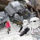 World's First-Ever LEGO STAR WARS Exhibition Held in Hong Kong