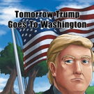 Nancy Engestrom Releases TOMORROW TRUMP GOES TO WASHINGTON