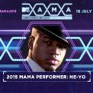 Ne-Yo to Perform at MTV's AFRICA MUSIC AWARDS KWA ZULU-NATAL 2015