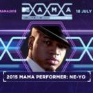 Ne-Yo to Perform at MTV's AFRICA MUSIC AWARDS KWA ZULU-NATAL 2015