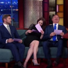 VIDEO: DOWNTON ABBEY Cast Performs Scene with American Accents on LATE SHOW
