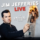 Comedian Jim Jefferies Comes to DPAC this October