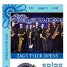 Spire Center for Performing Arts to Present Steve Smith & the Nakeds, 6/5