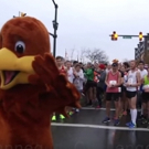 STAGE TUBE: Chase Columbus Turkey Trot Runners Do the Mannequin Challenge