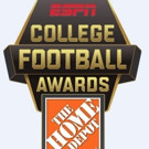 Home Depot 25th Anniversary College Football Awards Set for Tonight