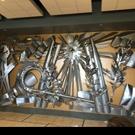 Cornerstone University Unveils Award-Winning Sculptor's New Piece for Christ Chapel