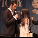 BWW TV: Julia Udine and Jordan Donica Sing a PHANTOM Classic at Stars in the Alley!