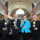 Photo Flash: Stage and Screen Icon F. Murray Abraham Honored on Ellis Island Photos