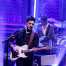 VIDEO: Mumford & Sons Performs 'There Will Be Time' on TONIGHT SHOW