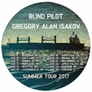 Blind Pilot Announce Co-Headline Tour with Gregory Alan Isakov + Summer Festival Appearances