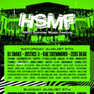 Snoop Dogg & More Set for Hard Summer Music Festival Line-Up this Summer