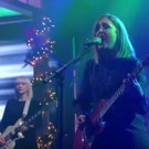VIDEO: Sleater-Kinney Perform 'Bury Our Friends' on LATE SHOW
