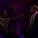 VIDEO: Kevin Hart & James Corden Face Off in Epic 'Drop the Mic' Rap Battle!