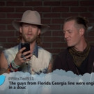 VIDEO: JIMMY KIMMEL LIVE Previews Tonight's Mean Tweets Country Music Edition #2