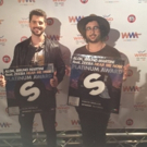 Alok & Bruno Martini ft. Zebra Win Double Platinum Award for Hit 'Hear Me Now'