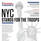 Judy Collins, Lea DeLaria, Vincent Pastore and More Set for NYC STANDS FOR THE TROOPS Veterans Day Concert Tonight