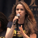 BWW TV: BEAUTIFUL's Chilina Kennedy Belts Out Carole King at Stars in the Alley!