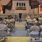 Don Barnhart's Battle Comics Kicks Off 2017 World Tour Entertaining The Troops Overseas