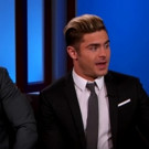 VIDEO: Zac Efron and Adam Devine Talk New Film 'MIKE AND DAVE' on 'Kimmel'