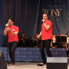 BWW TV: JERSEY BOYS Cast is Beggin at Stars in the Alley!