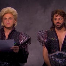 VIDEO: Christoph Waltz & Jimmy Kimmel Share Audition Tape for Upcoming 'Siegfried & Roy' Biopic