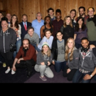 FREEZE FRAME: In the Recording Studio with the Cast of WAITRESS!